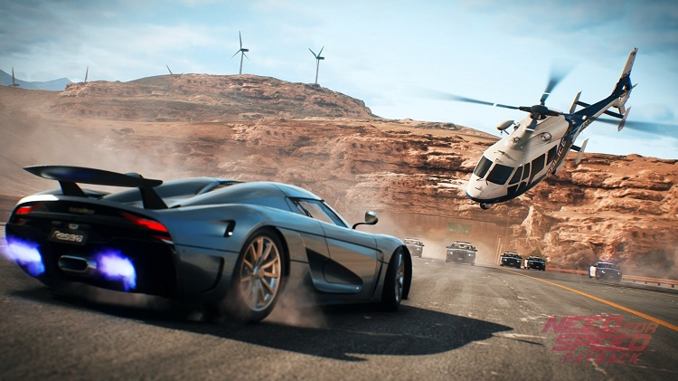 Need For Speed Payback – Game đua xe đỉnh cao