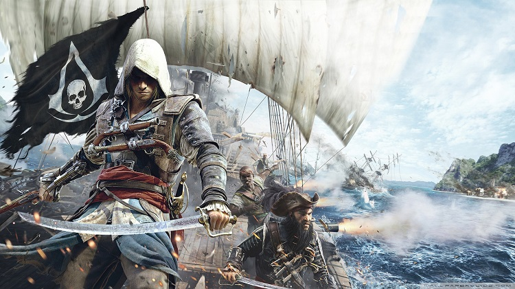 download Assassin's Creed 4