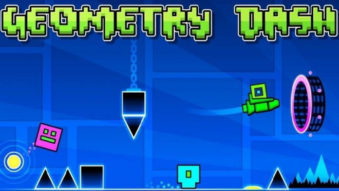 Tải game Geometry Dash PC