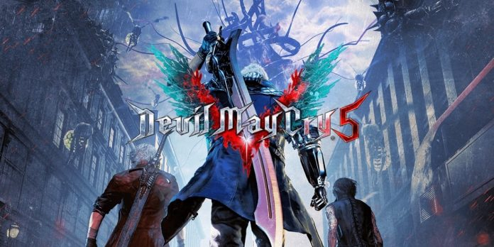 game Devil May Cry 5